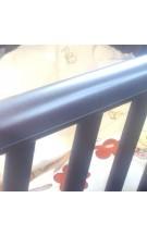 Aizsardzība gultinai - speciālas plastikāta uzlikas (reiling)