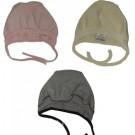 Mazuļu cepure ar aukliņām 100% kokvilna Laba Cena