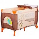 Beticco Ceļojumu gultiņa Change, pārtinamā virsma, paaugstinātais stāvs zīdaiņiem + dāvana