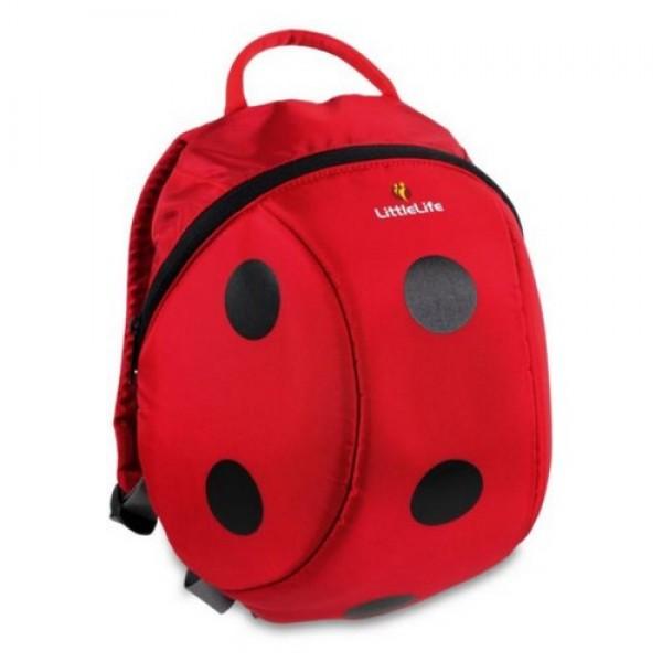 Bērnu mugursoma LittleLife dzīvnieks Kids 4+, Big Ladybird