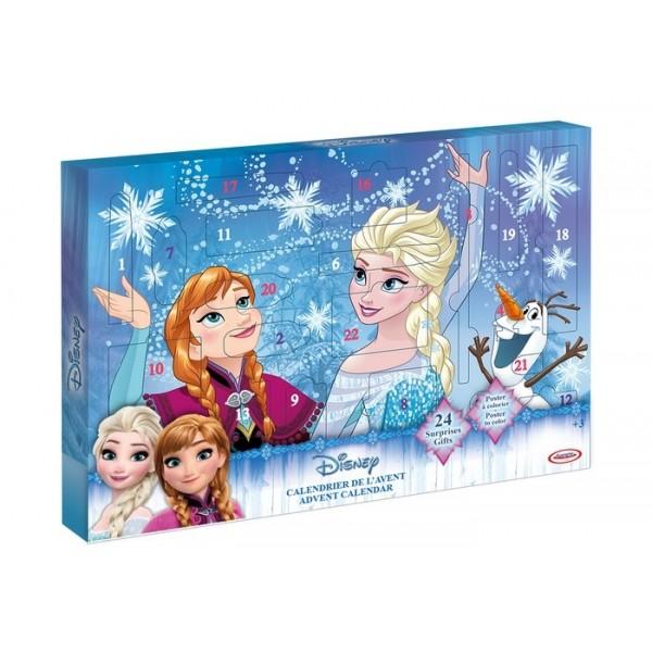 """Adventes kalendārs bērniem """"Ziemassvētku valstība"""""""