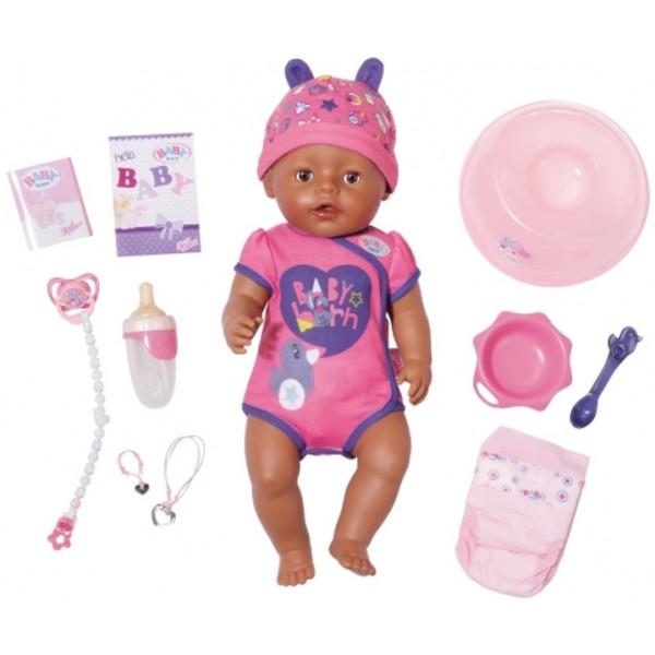 Baby Born Interaktyvi lėlė, mergaitė