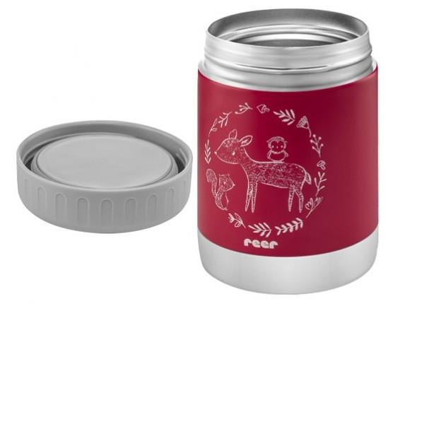 REER 90412 ColourDesign termoss 450 ml berry red