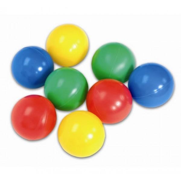 Krāsainās bumbas 7cm.-80 gb.