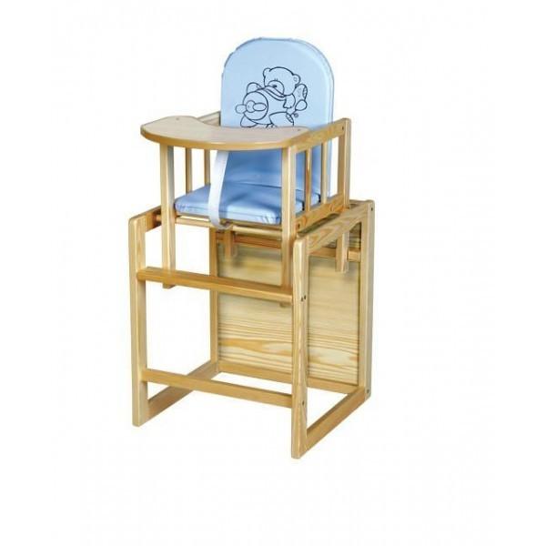 Klups Barošanas krēsls Agnieszka III, teak