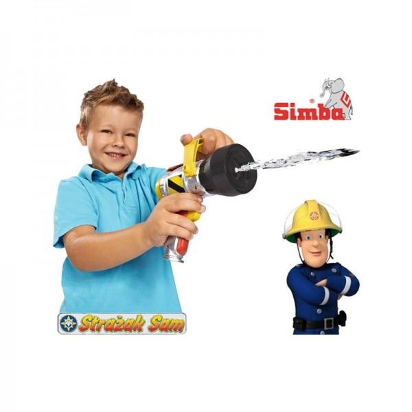 SIMBA gaisrininko vandens pistoletas