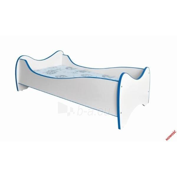 Bērnu gulta 140 cm DUO
