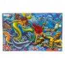 Larsen puzzle Undīne un delfīnu Midi (puzzle)