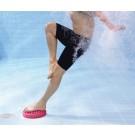 Beco Aquatic fitness BECO DYNAPAD 96033 2 28x23x4,5cm yellow