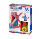 Bristle Block konstruktors Basic Builder 36  gab.