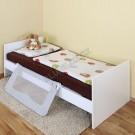 REER Gultas aizsargs ByMySide bed rail XL, 150cm
