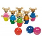 GOKI 56943 Speedy Skittle Mice