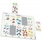 Larsen puzzle + Maxi