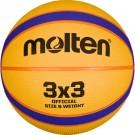 Molten Krepšinio kamuolys Training 3X3 B33T2000 FIBA guminis