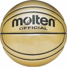 Molten Basketball ball MOLTEN BG-SL7 Souvenir, synth. leather, gold