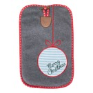 Fashy Hot water bottle FASHY 67319 2,0L