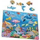 Larsen puzzle koraļļu rifs Maxi