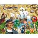 Larsen puzzle Maxi  Christopher Columbus
