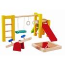 PlanToys 7153 leļļu rotaļu laukums