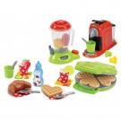 ECOIFFIER daugiafunkcinis vaikiškas virtuvės rinkinys