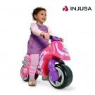 INJUSA paspirtukas - motocikliukas Neox Girl