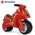 INJUSA paspirtukas - motocikliukas Neox Red