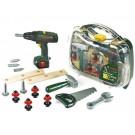 KLEIN Bosch žaislinis įrankių rinkinys lagaminėlyje