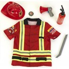 KLEIN Henry ugniagesių kostiumas su priedais