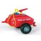 Rolly Toys Trailer Tanker cisterna su siurbliu