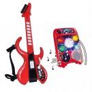SIMBA MMW disko gitara su stiprintuvu