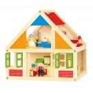 VIGA žaislinis namelis Pas senelius