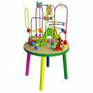 Viga Toys Lavinamasis staliukas Žvėriukai