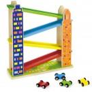 Viga Toys labirintas su žaisliniais automobiliais