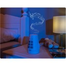 REER 52110 LED naktslampiņa DreamBeam motif