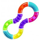 Munchkin Twisty Figure Teether Toy zobu nākšanas grabulis