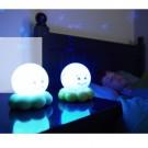 CLOUD-B nakts lampiņa Octo Aqua Flower