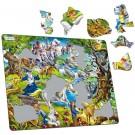 Larsen puzzle fantāzijas pasaule Maxi