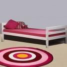 MINI Bērnu gulta 200 cm, white wash