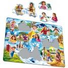 Larsen puzzle  Bērni Maxi