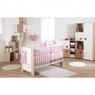 Klups bērnu istabas mēbeļu komplekts Megi Buzka