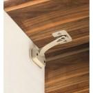 REER DesignLine REER durvju un atvilktņu slēdzis, 2 gab., taupe krāsā (71017)