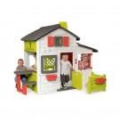 Smoby vaikiškas namelis Friends House Floralie nuotrauka nr.1