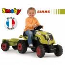 SMOBY traktorius su priekaba CLAAS XL nuotrauka nr.4