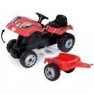 SMOBY traktorius su priekaba Farmer XL