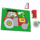 Larsen puzzle Traktors Maxi