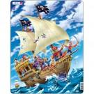 Larsen puzzle Pirāti Maxi