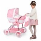 Smoby Inglesina  Piccolo Combi universa;us vežimėlis lėlėms su krepšiu