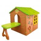 Bērnu māja un galdiņš