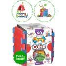 ZOOB konstruktors ZOOB 90 Cube+30 konstrukcijas