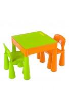 TEGA BABY Komplekts Mamonts (Galds + 2 krēsli)